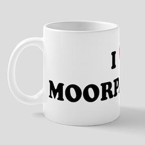 I Love MOORPARK Mug