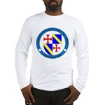 Jacques DeMolay Lodge Pin Long Sleeve T-Shirt