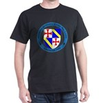 Jacques DeMolay Lodge Pin Dark T-Shirt