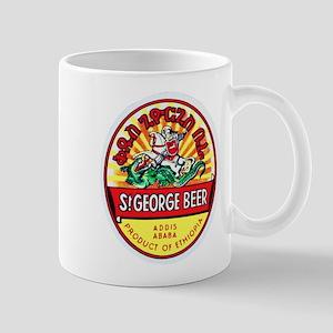 Ethiopia Beer Label 4 Mug
