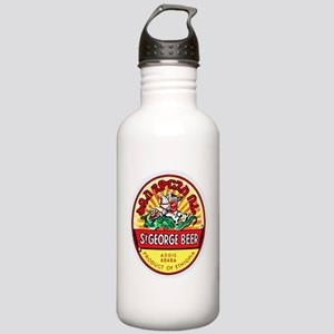 Ethiopia Beer Label 4 Stainless Water Bottle 1.0L