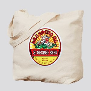 Ethiopia Beer Label 4 Tote Bag