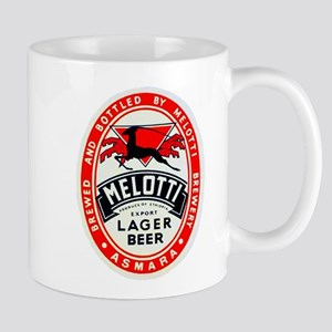 Ethiopia Beer Label 2 Mug