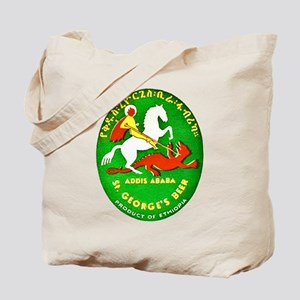 Ethiopia Beer Label 1 Tote Bag