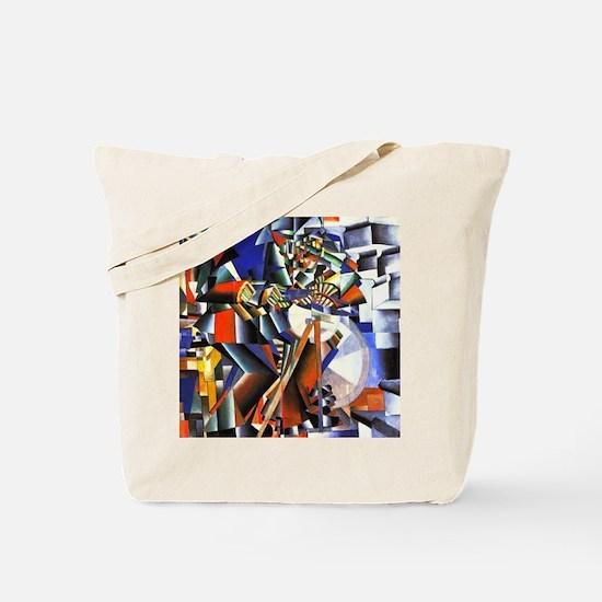 Kazimir Malevich Knifegrinder Tote Bag