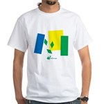 Vincy Flag Confusion T-Shirt