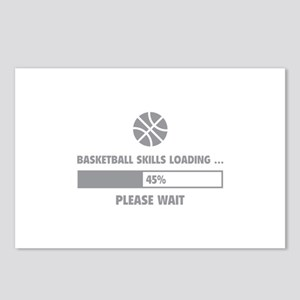 Basketball Skills Loading Postcards (Package of 8)