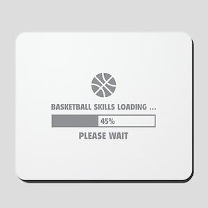 Basketball Skills Loading Mousepad