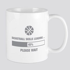 Basketball Skills Loading Mug