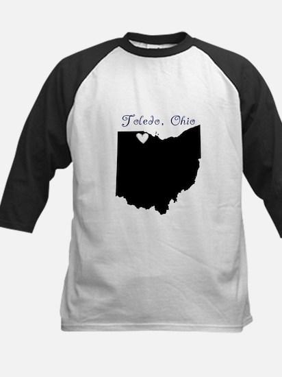 Toledo Ohio Kids Baseball Jersey