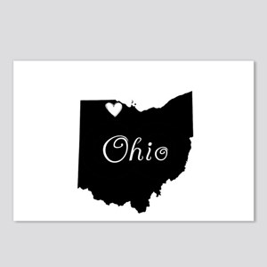 Toledo Ohio Postcards (Package of 8)