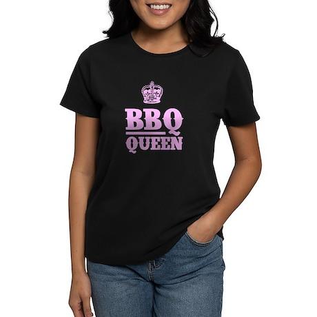 BBQ Queen Women's Dark T-Shirt