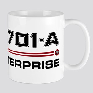 USS Enterprise-A Dark Mug
