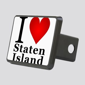 ilovestatenisland Rectangular Hitch Cover