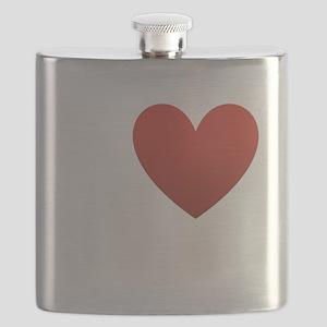 i-love-Baltimore Flask