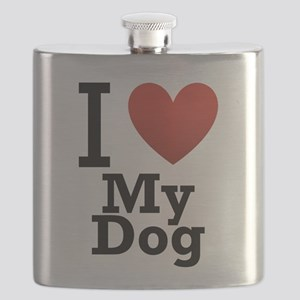 i-love-my-dog Flask