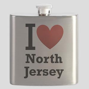 i love north jersey Flask