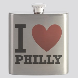 i-love-philly Flask