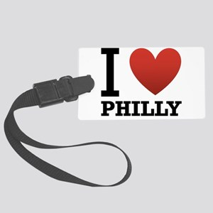 i-love-philly Large Luggage Tag