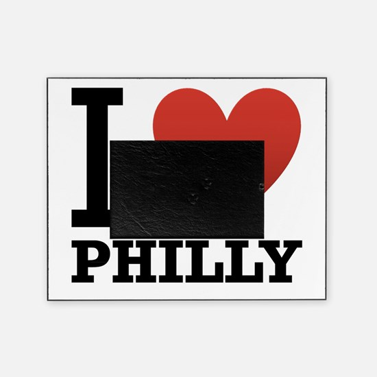 i-love-philly.png Picture Frame