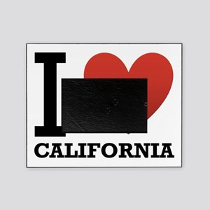 i-love-california Picture Frame
