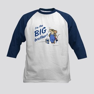 Big Brother Kids Baseball Jersey (Mouse)