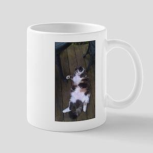 WHO ME? NEVER! Mug