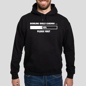 Bowling Skills Loading Hoodie (dark)