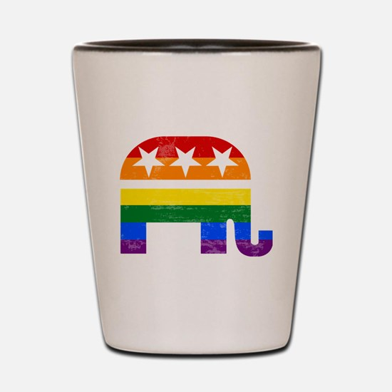 Cute Gop Shot Glass