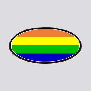Rainbow Flag Patches