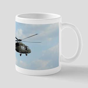 UH-60 Black Hawk Helicopter Mug