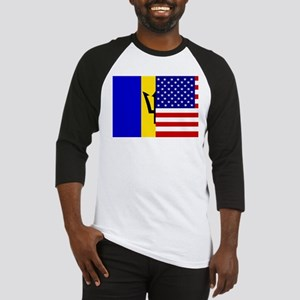 Custom Flags R Us Baseball Jersey