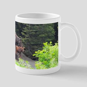 Alaskan Moose Mug
