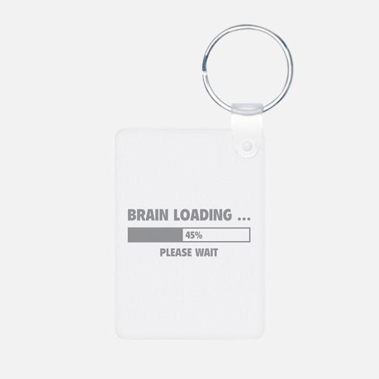 Brain Loading Keychains