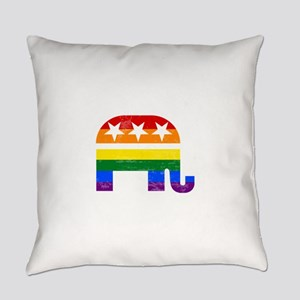 GOP Pride Everyday Pillow