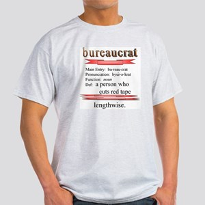 Bureaucracy Defined Light T-Shirt