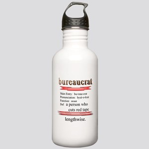 Bureaucracy Defined Stainless Water Bottle 1.0L