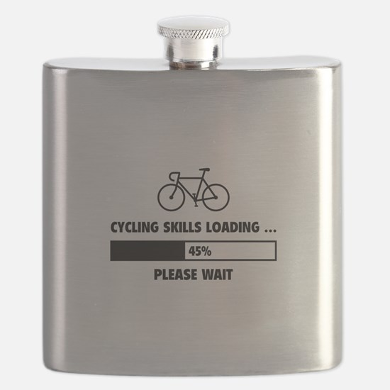 Cycling Skills Loading Flask