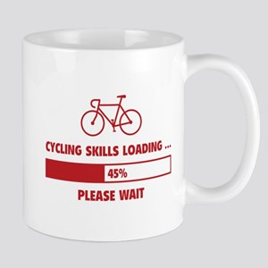Cycling Skills Loading Mug