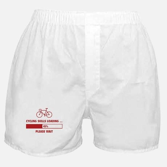 Cycling Skills Loading Boxer Shorts