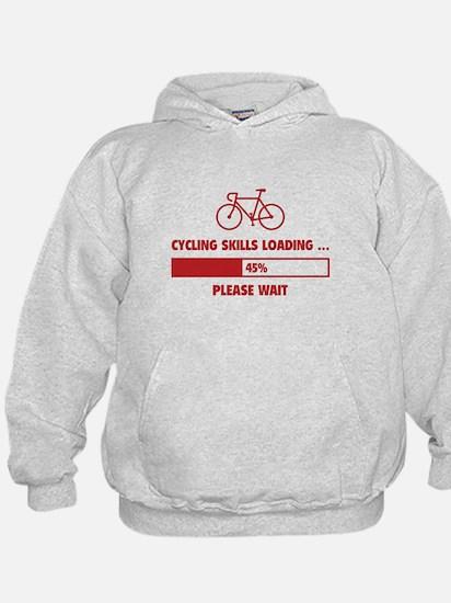 Cycling Skills Loading Hoodie