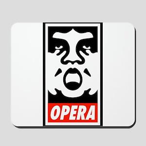Opera Giant Mousepad