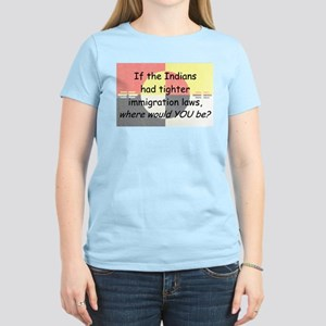 Immigration Laws Women's Light T-Shirt
