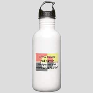 Immigration Laws Stainless Water Bottle 1.0L