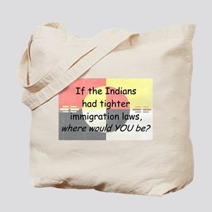 Immigration Laws Tote Bag