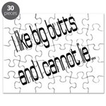 I like big butts Puzzle