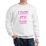 I Hate Mondays Pink Sweatshirt