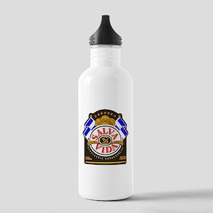 Honduras Beer Label 2 Stainless Water Bottle 1.0L