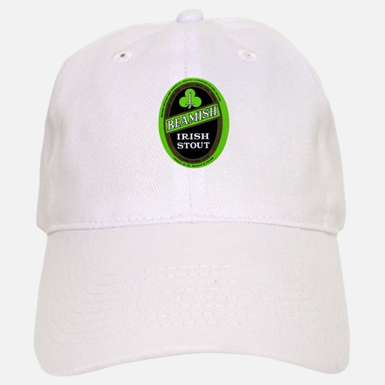 Ireland Beer Label 3 Baseball Baseball Cap