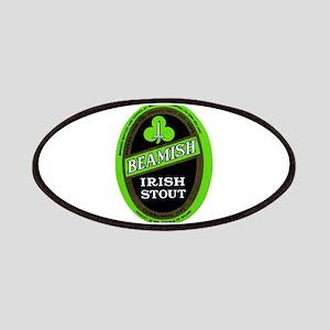 Ireland Beer Label 3 Patches